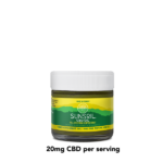 CBD Edible Salve 600mg